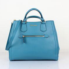 aa1818d6c8 2013 New Miu Miu Embossed Leather Top Handle Bag 88070 in Light Blue