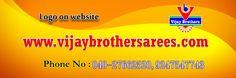 Please Visite our website : http://vijaybrothersarees.com/