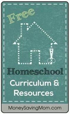 Homeschooling free resources