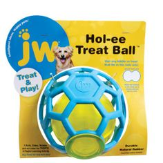 This gets used a lot.  JW Pet Hol-ee Treat Dispenser Dog Toy | Toys | PetSmart