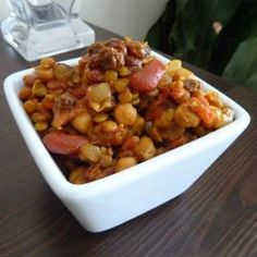 Vegetarian lentil and bean curry recipe - All recipes UK Entree Recipes, Veggie Recipes, Indian Food Recipes, Dog Food Recipes, Vegetarian Recipes, Cooking Recipes, Healthy Recipes, Budget Recipes, Vegan Meals