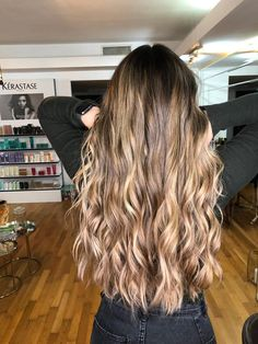 Balayage hair <3 Hair Products Online, Beautiful Long Hair, Balayage Hair, Hair Beauty, Long Hair Styles, Long Hairstyle, Long Haircuts, Long Hair Cuts, Long Hairstyles