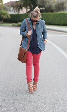 Apricot + Chambray (via Bloglovin.com )