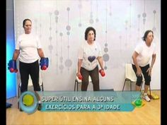 SUPER ÚTIL | Exercício físico para a terceira idade