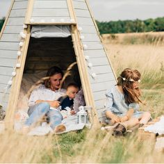 The Plum Play Great Children's Wooden Teepee Hideaway is the most stylish of Garden dens. This beautifully designed wooden garden teepee is part of scandiborns range of luxury Wooden Outdoor garden toys. Wooden Teepee, Wooden Diy, Kids Garden Toys, Playhouse Outdoor, Outdoor Play, Outdoor Spaces, Little Gardens, Teepee Kids, Wooden Garden