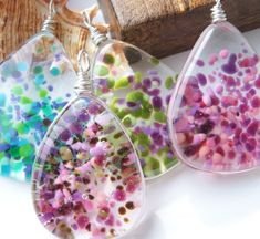 "New ""Transparencies"" Pieces - GLASS CRAFTS"