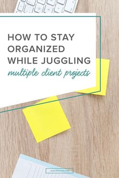 In this post, I'm sharing the tools and systems I use in my own client process. Hopefully, reading it will give you a few ideas and resources you can use to get organized and stay sane while running your service-based business.