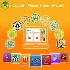 #CMS #Website #Development #Company  For more : http://omega-sys.com