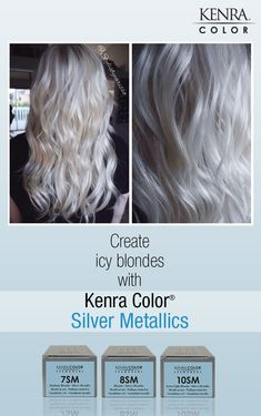 Professional Silver Hair Color - Best Hair Color for Brown Green Eyes Check more at http://www.fitnursetaylor.com/professional-silver-hair-color/