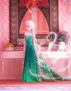 so, after frozen fever comes out, i heard that disney will start work on frozen 2!