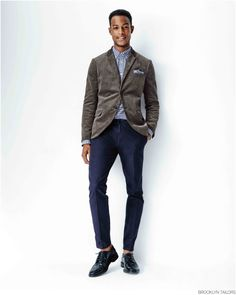 GQ 2014 Best New Menswear Designers in America Gap Collection