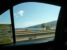 Macchina, Madeira Aeroporto→Funchal, Portugal (Luglio)