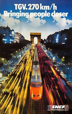 poster-TGV-270km-paris-1984.jpg (1288×2048)