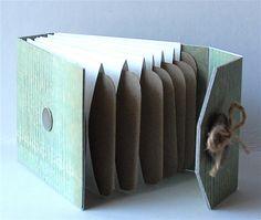Mini Book Made From Scratch