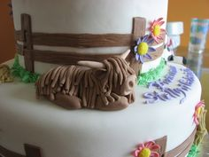 Image result for Highland Cow cakes