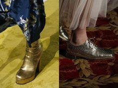 Melhor calçado Outono Inverno 2016 2017: Cores