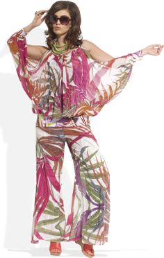 Love The Queen Silk Rose Color 2 Piece Pant Set 17148 $179.00