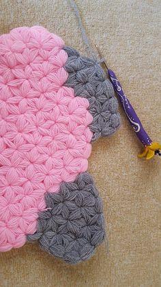 Açıklamalı Ayı Lif Yapılışı Panda, Crochet Necklace, Knitting, Stitches, Characters, Amigurumi, Tricot, Stitching, Breien