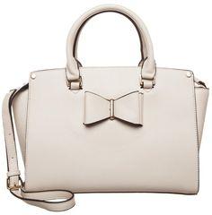 LYDC London Handtasche beige