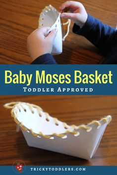 Moses crafts for sunday school adorable ba moses basket craft toddler friendly bible story Sunday School Crafts For Kids, Bible School Crafts, Bible Crafts For Kids, Sunday School Activities, Preschool Bible, Bible Lessons For Kids, Sunday School Lessons, Vbs Crafts, Bible Activities