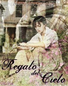 Fan Art para REGALO DEL CIELO, de Mercedes Gallego (Maca - Bookceando Entre Letras)