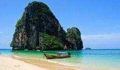 10 gorgeous places to see in a kayak: Krabi Thailand Phra Nang Beach Destin Beach, Places To Travel, Places To See, Tourist Center, Mangrove Forest, Krabi Thailand, Beach Posters, Places Around The World