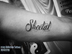 name of vishal at crazyaddictiontattoos name tattoos pinterest names. Black Bedroom Furniture Sets. Home Design Ideas