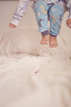 Keila June Photography | {blog}: Monkeys Jumpin' on the Bed - Keila June Photography