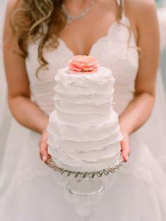 Bride & Groom Cake