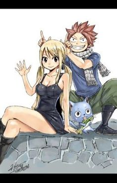 Fairy Tail Film, Fairy Tail Natsu And Lucy, Fairy Tail Love, Fairy Tail Anime, Zeref, Fairytail, Anime Pictures, Wattpad, Nalu