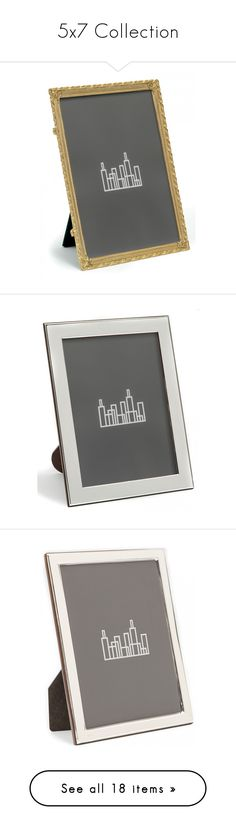 Michael Aram Butterfly & Ginkgo Photo Frame - 5x7 ($163) ❤ liked on ...