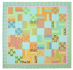 (7) Name: 'Quilting : Lullaby Trails E-Pattern
