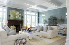 Palm Beach Chic Goes to Southampton - The Glam Pad