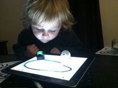 We loved trying out the Ozobots!  Not only did my young kids love them 2.5 and 5, but my students  grade 3, 4 and 5 were fascinated by them! It teaches them coding, problem solving skills, and collaboration... those 21st century skills we're striving for in education.   http://ozobot.com/ I received this product in turn for my honest review.