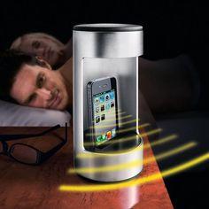 Mobile Phone Radiation Protection 'Nightholder'