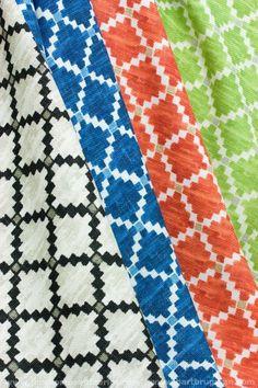 JIM THOMPSON's No.9 fabric collection 'Anatolia & Fez' (january 2015) - www.jimthompsonfabrics.com - www.bartbrugman.com
