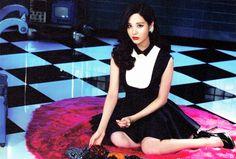 Seohyun SNSD Mr Mr scans Girls Generation