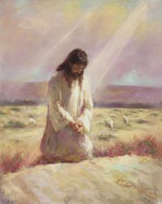 Jesus fell to plead in tears - Author Unknown - Christian Stories Christian Stories, Christian Art, Christian Quotes, My Jesus, King Jesus, Image Jesus, Pictures Of Jesus Christ, Religion Catolica, In Christ Alone