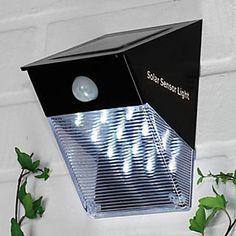 zonne-energie led PIR-sensor licht (1049-cis-53346) – EUR € 43.40