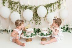 twins cake smash boho ca - Baby Hair Twin Cake Smash, Twins Cake, Cake Smash Photos, 1st Birthday Cake Smash, Wild One Birthday Party, Twin First Birthday, Twin Birthday Pictures, Cake Smash Photography, Birthday Photography
