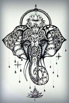 ganesh tattoo - Buscar con Google