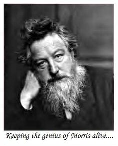 William Morris in Quilting