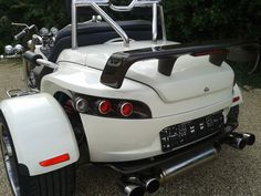 Rewaco Trike RF1 - LT3 (2011) 3 SEATER