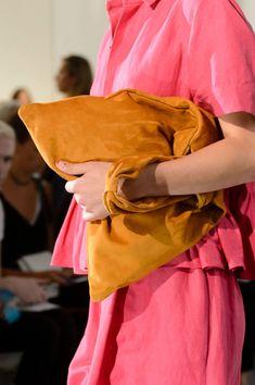 Spring 2017 Runway Report, Favorites #handbags #accessories #springfashion ; Creatures of Comfort