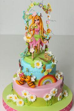 Pixie House Cake | Fairy Cakes