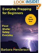 Free Kindle Book -  SOCIAL SCIENCES - FREE -  Everyday Prepping for Beginners