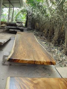 If you look into custom furniture you might just find the solid slab dining table you did not know you needed for your dining room.