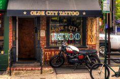 Work as a tattoo artist. <3