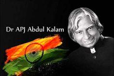 APJ Abdul Kalam's quotes Read complete story click here http://www.thehansindia.com/posts/index/2015-07-27/APJ-Abdul-Kalams-quotes-166222