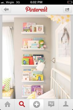Great idea for room with limited space.